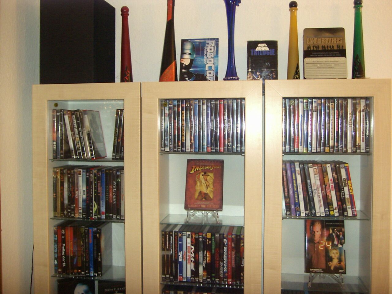 DVD Sammlung 400 Stck Wie am Besten verkaufen